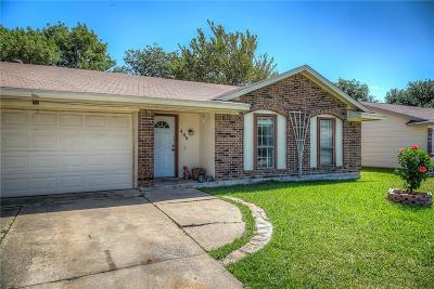 Forney Single Family Home For Sale: 408 Southlake Drive