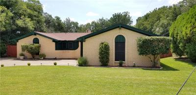 Benbrook Single Family Home For Sale: 8029 Westvale Drive