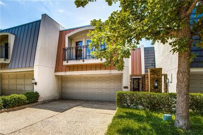 Townhouse For Sale: 4138 Woodcreek Drive