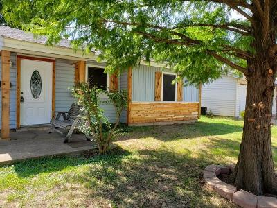 Euless Single Family Home For Sale: 412 Freestone Drive