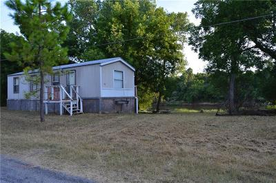 Weatherford TX Single Family Home For Sale: $80,000