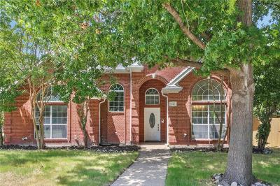 Coppell Single Family Home For Sale: 450 Sandy Knoll Drive