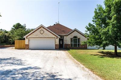 Azle Single Family Home For Sale: 289 County Road 4864