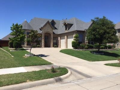 Forney Single Family Home For Sale: 1010 Ashby Circle