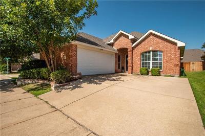 McKinney Single Family Home For Sale: 4612 Desert Palms Drive