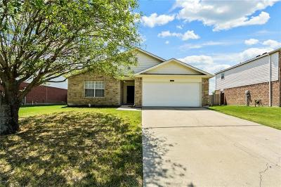 Little Elm Single Family Home For Sale: 2404 Eagle Mountain Drive