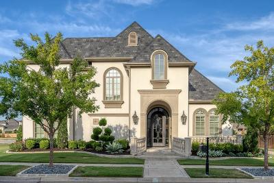 Southlake Single Family Home Active Option Contract: 624 Orleans Drive