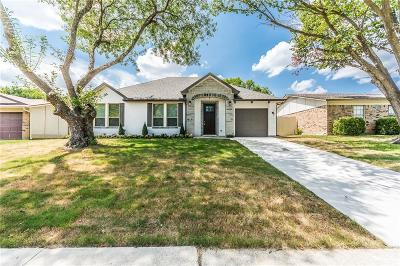 Mesquite Single Family Home For Sale: 1445 Eastside Drive