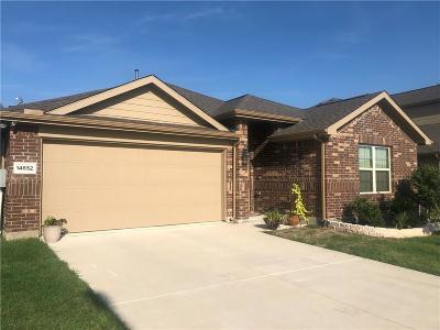 Fort Worth Single Family Home For Sale: 14652 San Pablo Drive