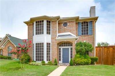 Coppell Single Family Home Active Option Contract: 562 Raintree Circle