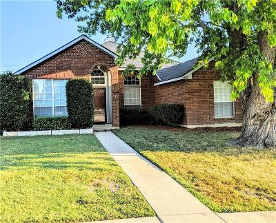 Carrollton Single Family Home For Sale: 1132 Holly Drive