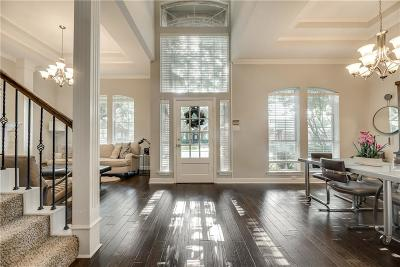 Coppell Single Family Home Active Option Contract: 138 Allencrest Lane