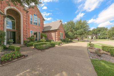 Single Family Home For Sale: 4512 Briar Oaks Circle