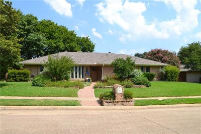 Plano Single Family Home Active Option Contract: 2309 Northcrest Drive