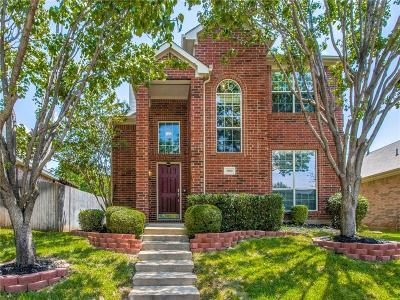 Flower Mound Single Family Home Active Option Contract: 3900 Braxton Lane