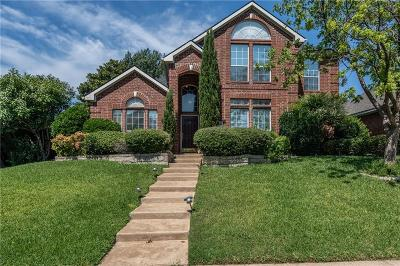 Plano Single Family Home For Sale: 7205 Ridgemoor Drive