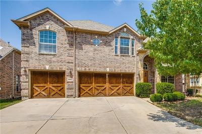 Little Elm Single Family Home For Sale: 2416 Forest Gate Drive