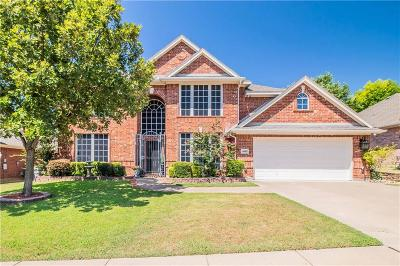 Grand Prairie Single Family Home For Sale: 4603 Paddington Lane