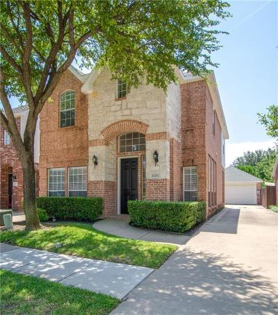 Frisco Single Family Home Active Contingent: 11203 Gregory Lane