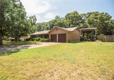 Hurst Single Family Home For Sale: 1237 Crestview Drive