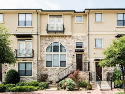 Plano Townhouse For Sale: 5704 Robbie Road