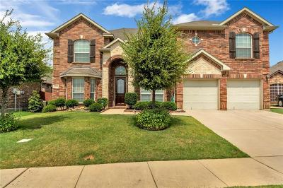 Fort Worth Single Family Home Active Option Contract: 11829 Indian Pony Way