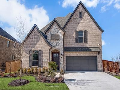 Frisco Single Family Home For Sale: 16175 Barton Creek Lane