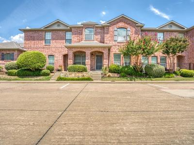 McKinney Townhouse For Sale: 575 S Virginia Hills Drive #3705