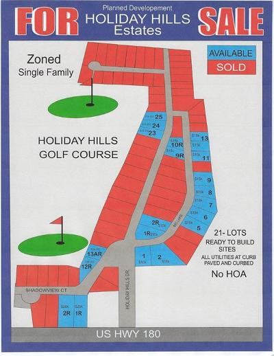 Mineral Wells Residential Lots & Land For Sale: Lot 1r Shadowview Court