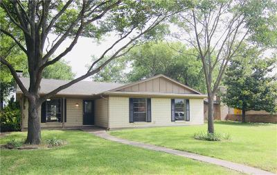 Red Oak Single Family Home Active Contingent: 709 Live Oak Court