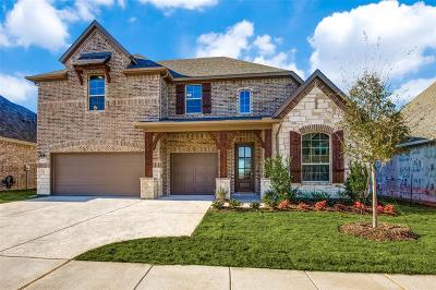 Flower Mound Single Family Home For Sale: 11375 Bull Head Lane
