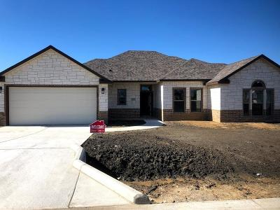 Princeton Single Family Home For Sale: 3820 Independence Way