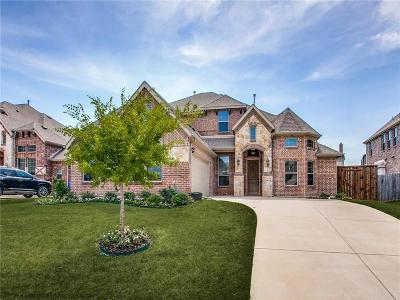 Rowlett Single Family Home For Sale: 5301 Fairmont Court