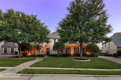 Frisco Single Family Home For Sale: 4967 Stillwater Trail