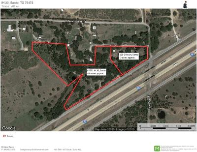 Santo Residential Lots & Land For Sale: 87671 Ih 20