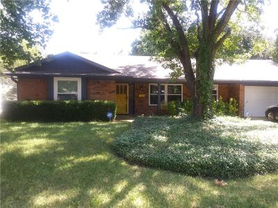 Fort Worth Single Family Home For Sale: 7304 Vanessa Drive