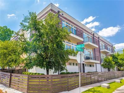 Dallas Single Family Home For Sale: 5711 Ross Avenue #1