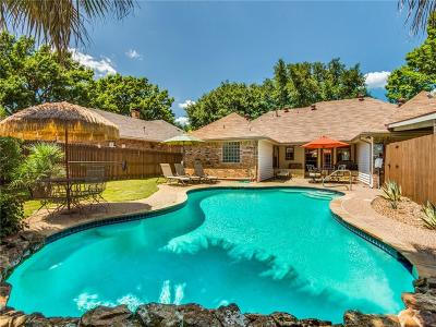 Coppell Single Family Home For Sale: 807 Meadowglen Circle