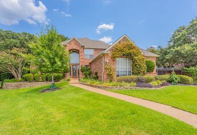 Southlake Single Family Home For Sale: 906 Stratford Drive