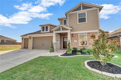 Fort Worth Single Family Home For Sale: 8417 Trickham Bend