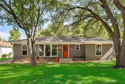 Single Family Home Active Option Contract: 3537 Townsend Drive