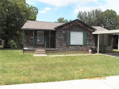 Richland Hills Residential Lease For Lease: 3113 Ash Park Drive