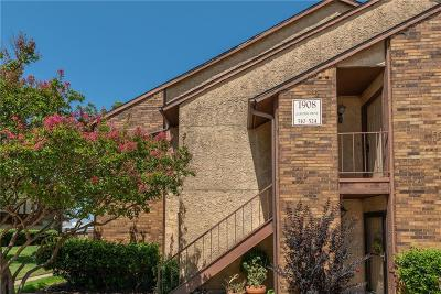 Tarrant County Condo Active Option Contract: 1908 Cloisters Drive #524