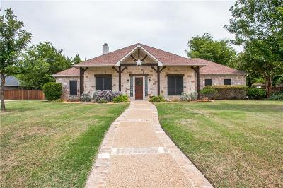Midlothian Single Family Home Active Contingent: 1360 Summerbrook Lane