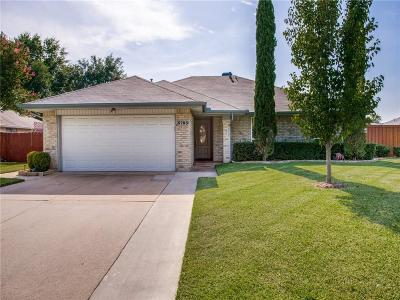 Grand Prairie Single Family Home Active Option Contract: 3703 Constitution Drive