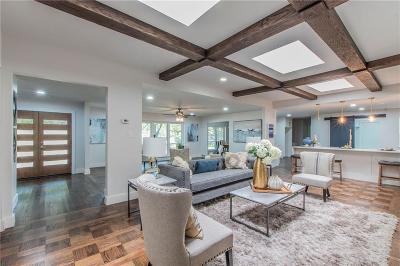 Dallas Single Family Home For Sale: 6841 Bradbury Lane