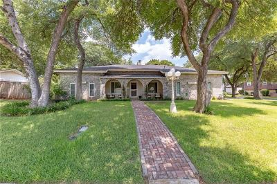 Richland Hills Single Family Home Active Option Contract: 3400 Jonette Drive