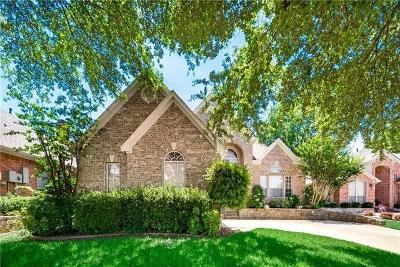 Garland Single Family Home Active Option Contract: 106 Fall Creek Court