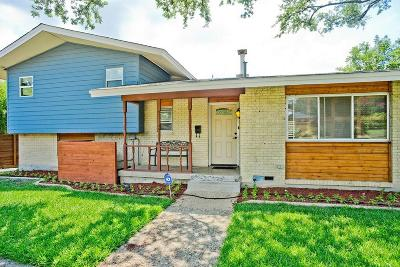 Single Family Home For Sale: 10112 Northcliff Drive