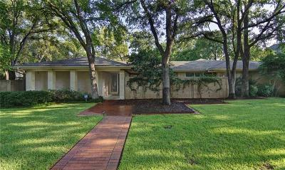 Graham Single Family Home For Sale: 1021 Normandy Drive